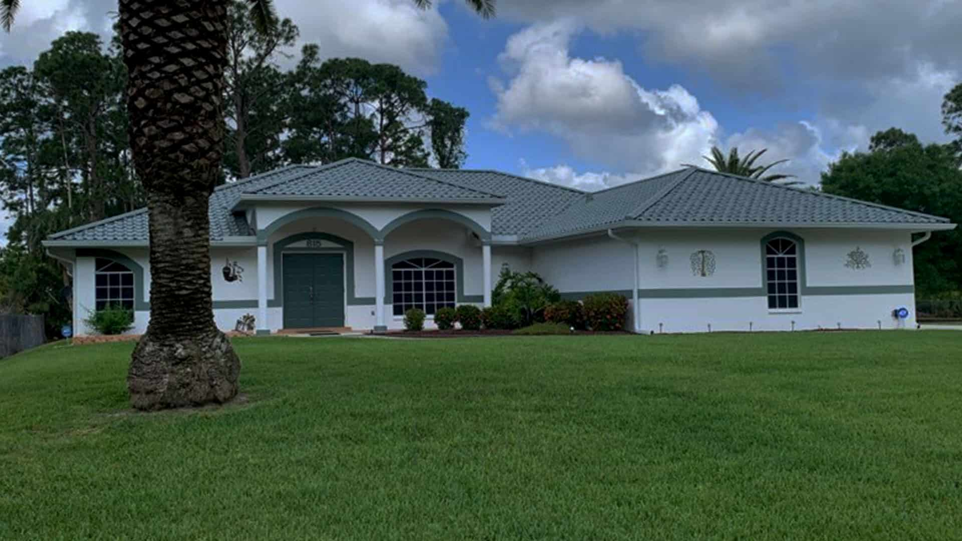 Lifetime Metal Tile Roofing Contractor Fort Meyers Fort Lauderdale
